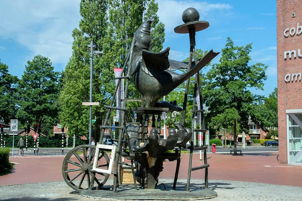 Parkeergarage Amstelveen