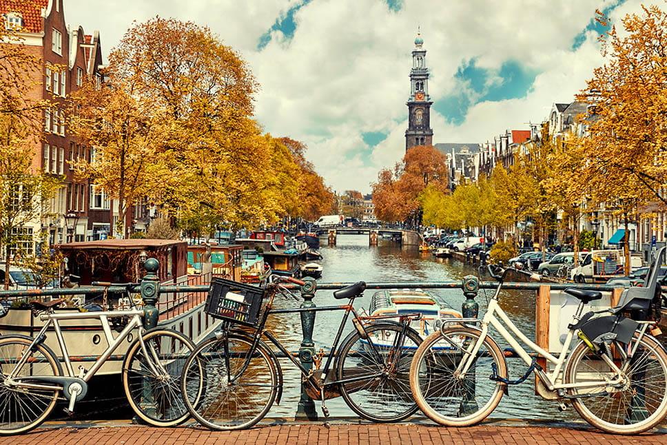 Car park Amsterdam