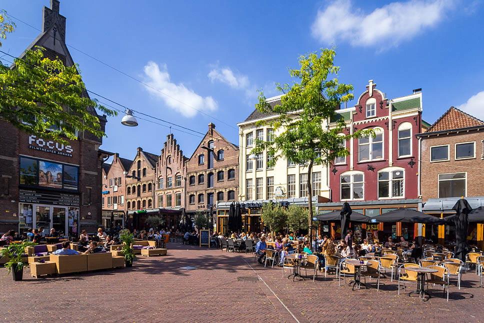Parkeergarage Arnhem