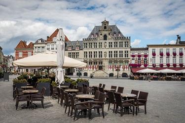 Parkeergarage Bergen op Zoom