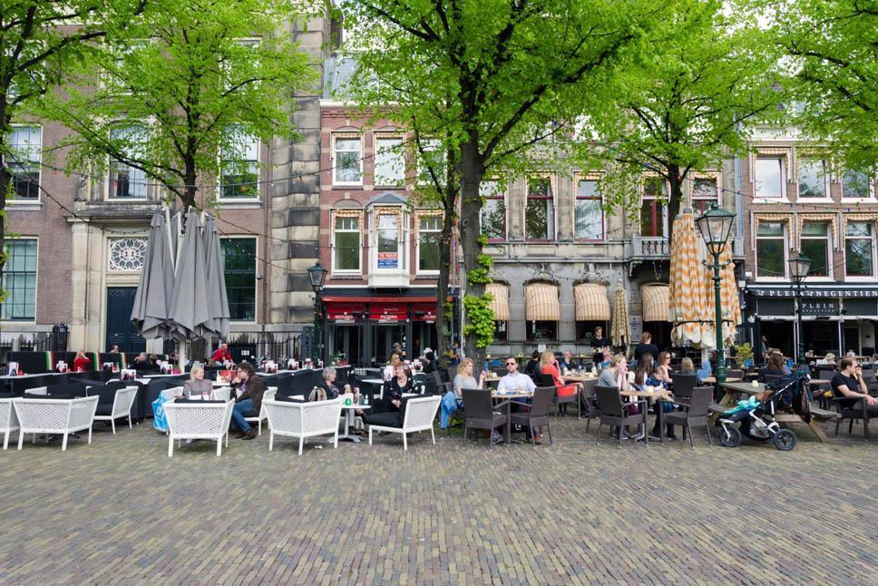 Car park Den Haag