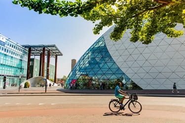 Car park Eindhoven