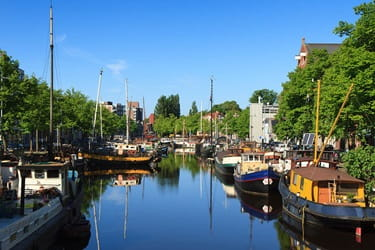 Parkeergarage Groningen