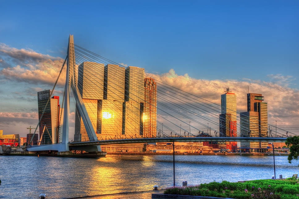 Car park Rotterdam