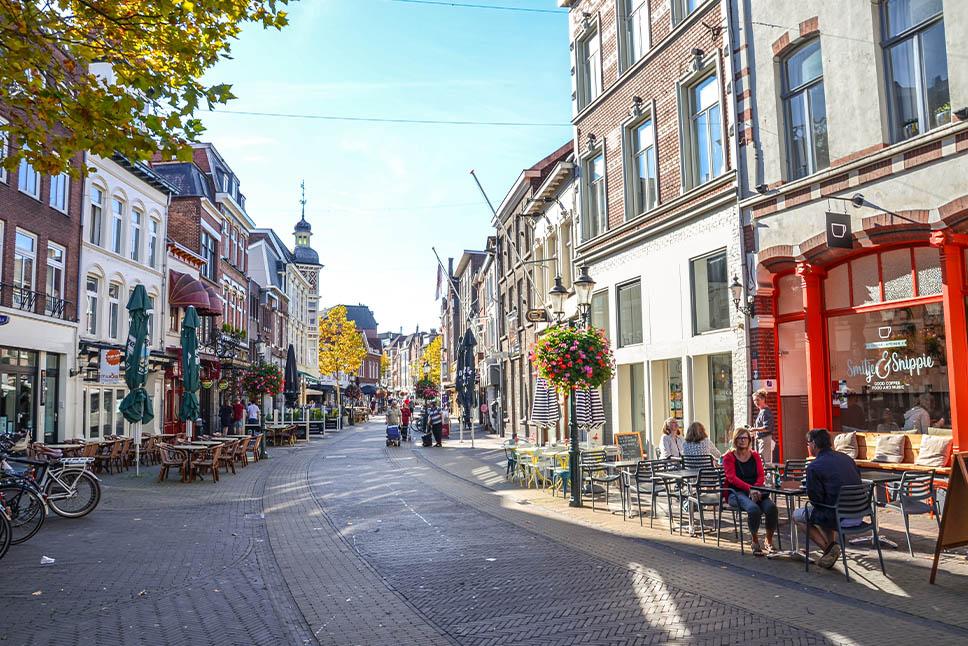 Parkeergarage Venlo