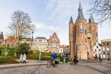 Parkeergarage Zwolle